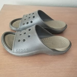 Womens Crocs Sandals Sz 8 Excellent Condition